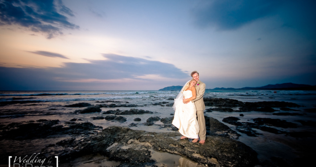 Wedding Photography - Tammy and Bruce - Playa Tamarindo - Costa Rica