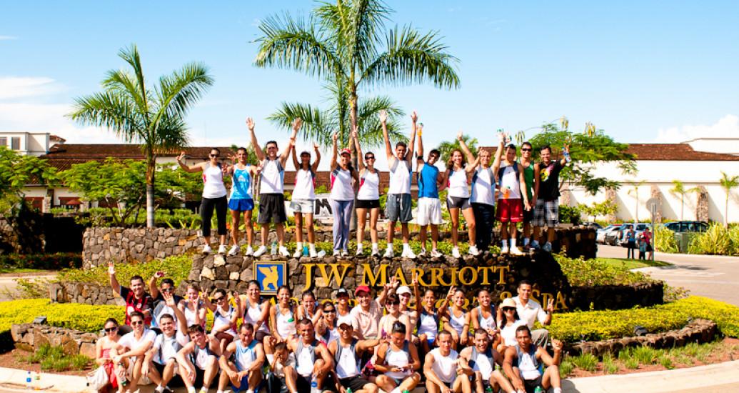 JW Marriott Guanacaste, Marathon 2010.