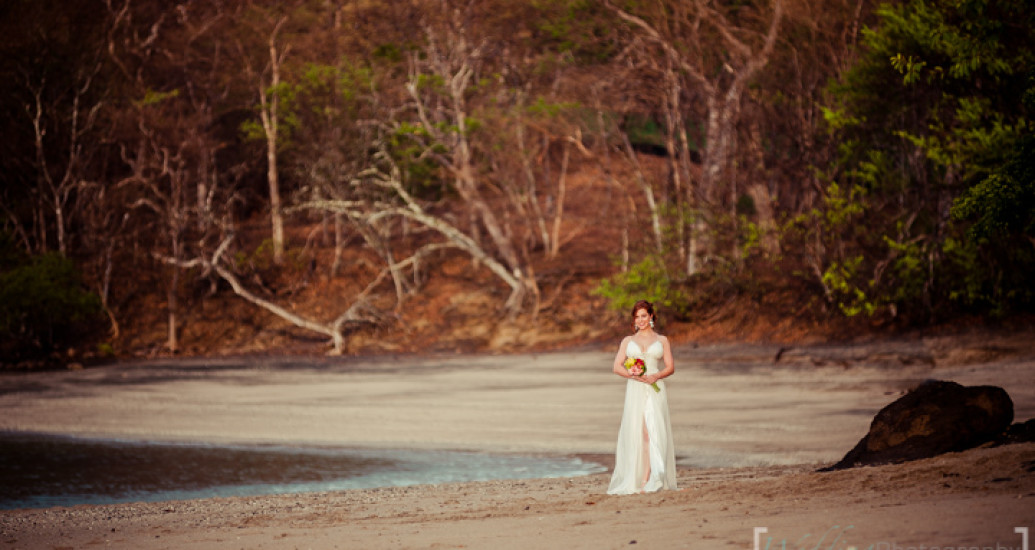 Vows renewal Occidental Grand Papagayo, Costa Rica. Anya & Andrey.
