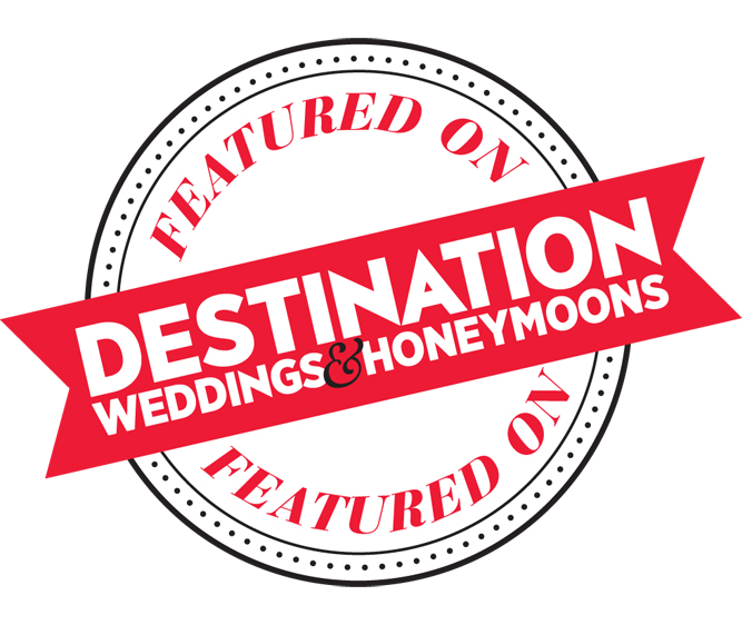 Toh Gouttenoire featured on Destination weddings and Honeymoons.